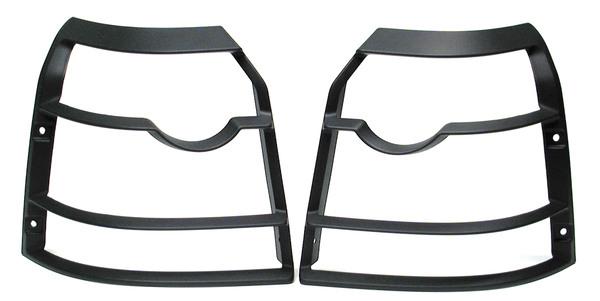 Lamp Guard Set - Rear