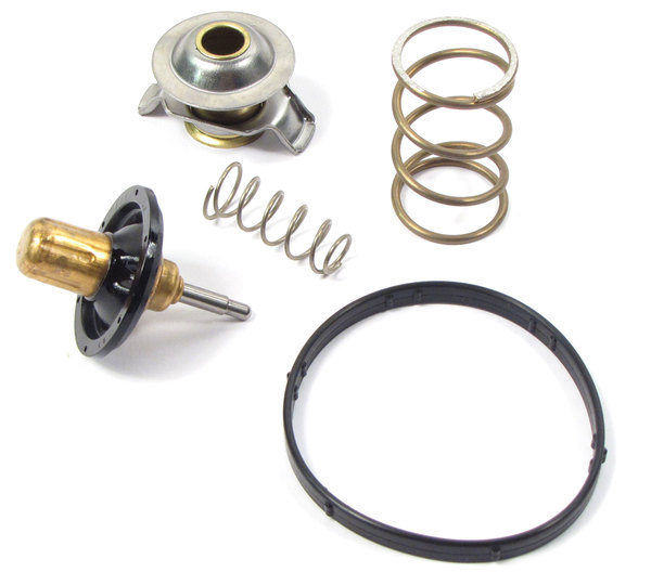 Thermostat With O-Ring Gasket For Land Rover LR3, Range Rover Full Size And Range Rover Sport
