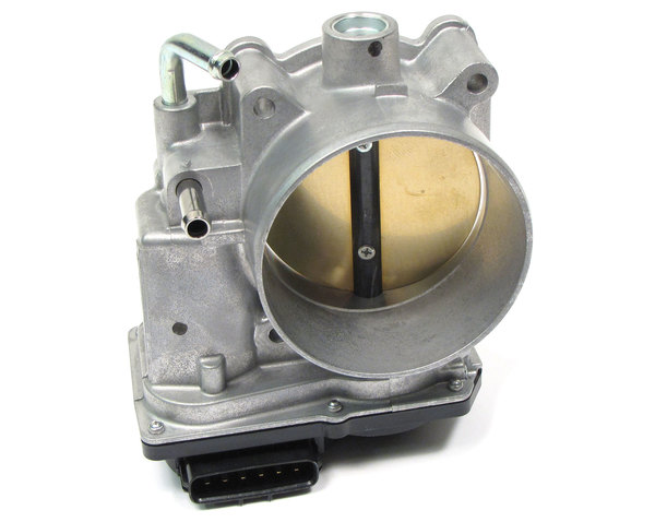 Genuine Throttle Body Housing LR006142 For Land Rover LR3, LR4, Range Rover Sport, And Range Rover Full Size L322, 2005 - 2009