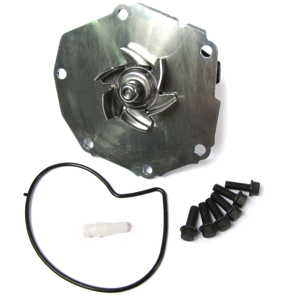 Water Pump With Gasket LR006861 For Land Rover LR2, 2008 - 2012, 3.2L Engines
