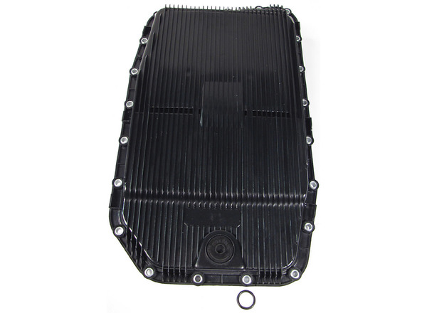 Transmission Pan With Filter And Gasket For Land Rover LR3, LR4, Range Rover Sport And Range Rover Full Size