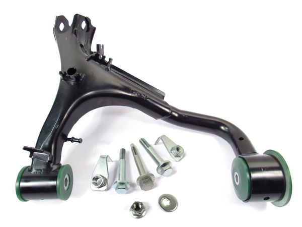 Rear Upper Left Hand Control Arm With Upgraded Polyurethane Bushings And Bolt Kit For Range Rover Sport, 2006 - 2013
