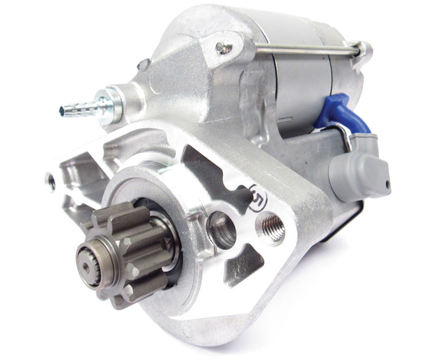 Starter Motor By Denso LR011262 For Land Rover LR4, Range Rover Sport And Range Rover Full Size (See Fitment Years)