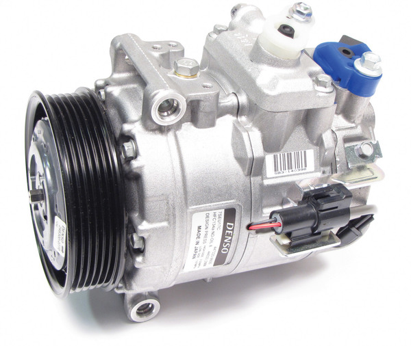 A/C Compressor For Land Rover LR3 And Range Rover Sport (New, Not Remanufactured)