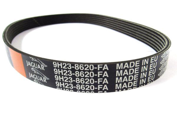 Genuine Secondary Drive Belt LR012663 For Land Rover LR4, Range Rover Sport And Range Rover Full Size (See Fitment Years)