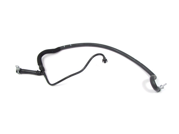 Genuine Coolant Hose, Radiator To Expansion Tank, For Land Rover LR4 And Range Rover Sport, 2010 - 2013
