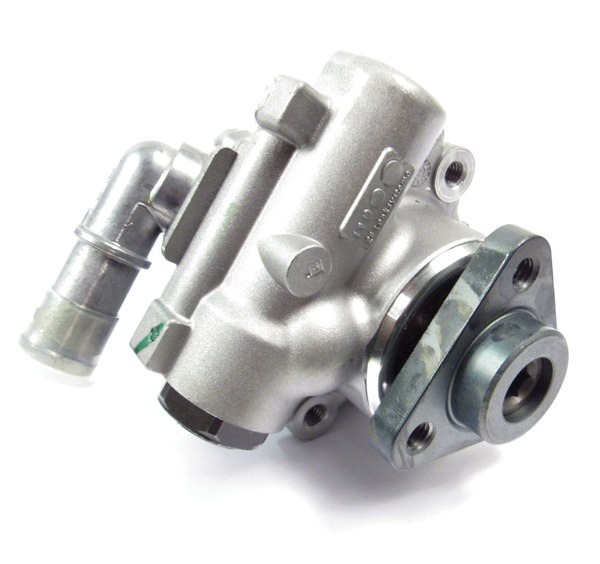 Steering Pump LR014089, Original Equipment By BOSCH, For Land Rover LR4 And Range Rover Sport (See Fitment Years)