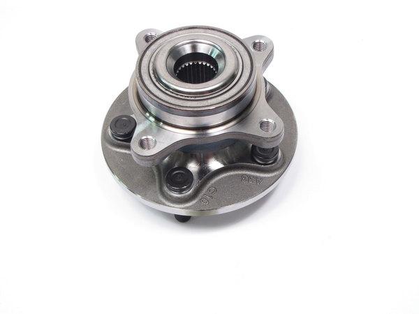 front hub bearing assembly