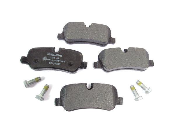 rear brake pads for LR4 and Range Rover - LR015519