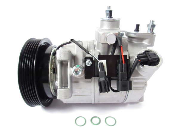 A/C Compressor By Nissens For Land Rover LR2