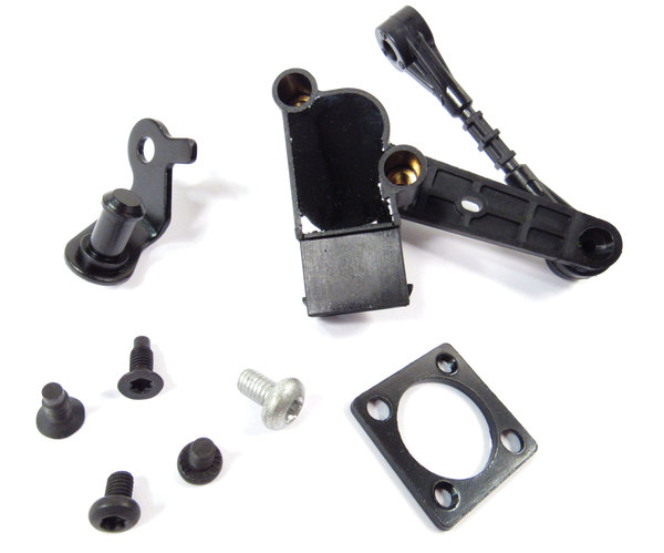 Air Suspension Height Sensor (EAS), Front Left, For Range Rover Sport, 2006 - 2009