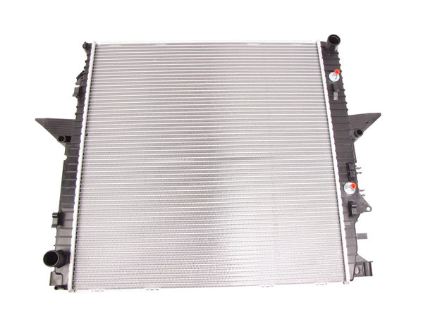 Rover radiator