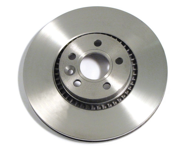 Front Brake Rotor By Eurospare For Land Rover LR2
