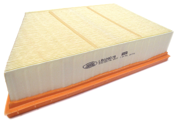 Genuine Air Filter LR029078 For Land Rover Discovery Sport, LR2, And Range Rover Evoque (See Fitment Years)