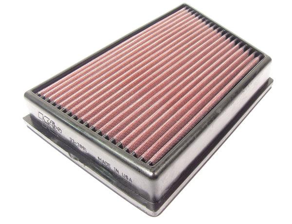 KandN air filter - LR029078KN