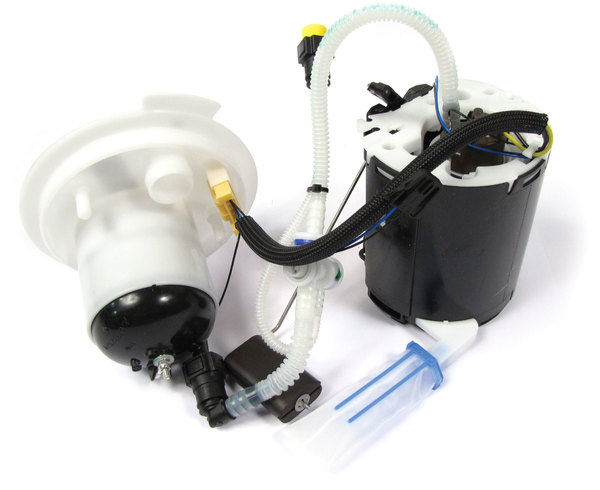 Fuel Pump Assembly Without Vapor Recovery, Original Equipment By VDO, LR038601, For Land Rover LR2, 2013 - 2015