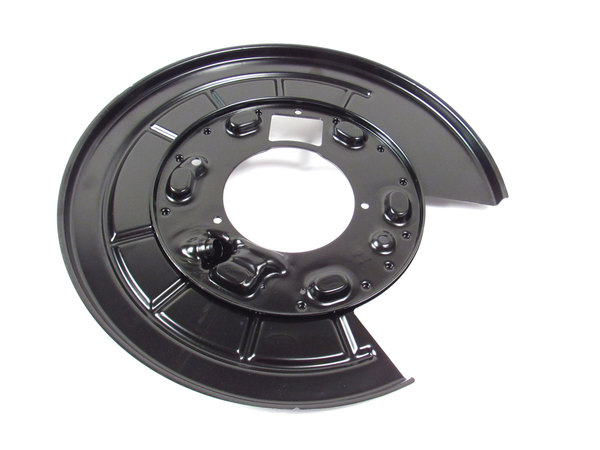 Genuine Brake Backing Plate Dust Shield, Right Rear, For LR3, LR4 And Range Rover Sport (See Fitment Years)