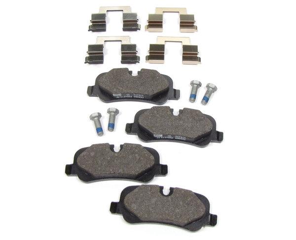 genuine brake pad kit - LR4