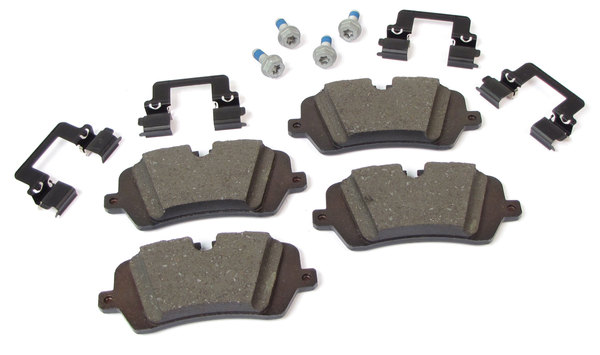 Genuine Rear Brake Pads LR079910 For Range Full Size L405 And Range Rover Sport Supercharged (See Fitment Years)