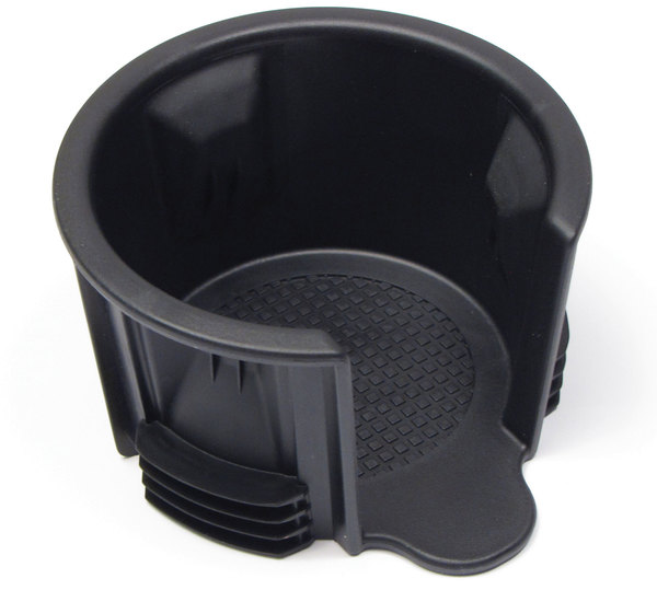 Genuine Cup Holder, Reduced Size Insert, For Land Rover LR3, LR4, Range Rover Sport And Range Rover Full Size