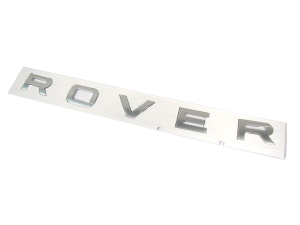 Genuine Front Hood Replacement Decal, 'Rover' Text, For Range Rover Sport, 2014-2019