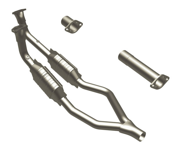 MagnaFlow Land Rover Range Rover California Grade CARB Compliant Direct-Fit Catalytic Converter