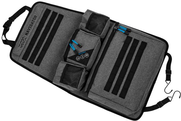 Build It Seat Buddy, Storage Seatback Organizer By Navigator