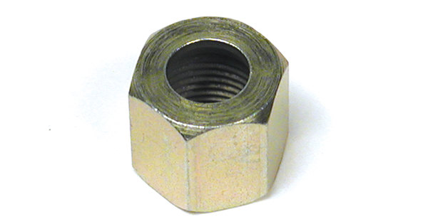Union Nut - Fuel Feed Pipe To Hose