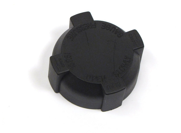 Expansion Tank Cap For Land Rover Discovery I, Defender 300 Tdi, And Range Rover Classic (See Fitment Years)
