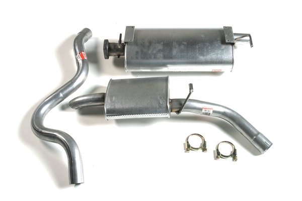 Land Rover Discovery exhaust parts