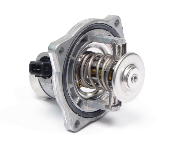 Engine Thermostat PEL000060, Original Equipment, For Range Rover Full Size L322, 2003 - 2005