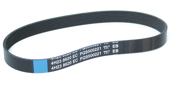 Secondary Drive Belt PQS500221 For Land Rover LR3, Range Rover Sport And Range Rover Full Size (See Fitment Years)