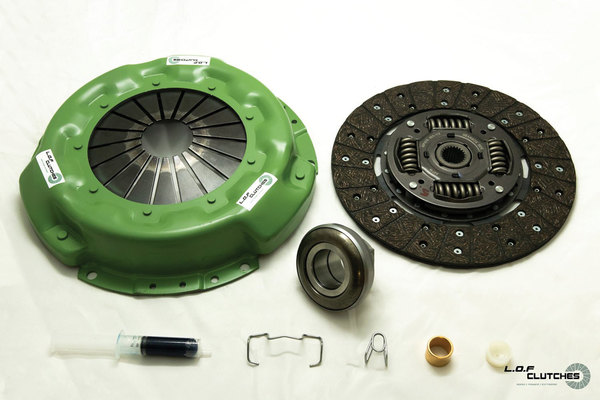 LOF POWERspec Clutch Assembly, 23-Spline, For Land Rover Defender 90 And 110