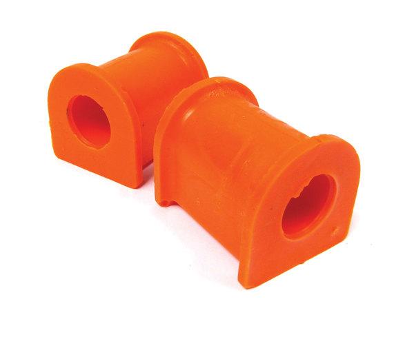 Orange Polybush Rear Pair 1