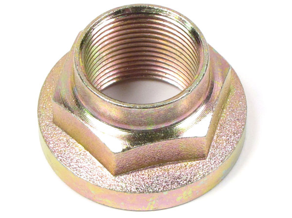 Front Hub Axle Retainer Nut For Land Rover LR2, LR3, LR4, Range Rover Sport And Range Rover Sport Supercharged