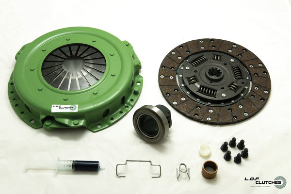 LOF ROADspec Clutch Assembly For Land Rover Series 3