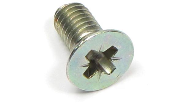 Screw Oval Head 6X12 MM