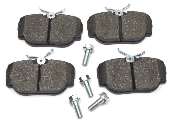 Genuine Rear Brake Pads For Land Rover Discovery Series 2 And Range Rover P38