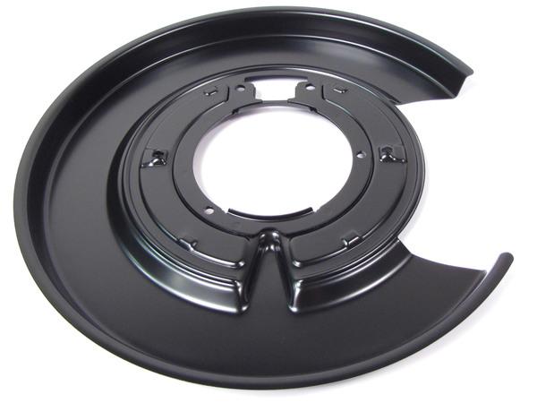 Dust Shield Brake Rear LH