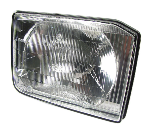 Genuine Headlamp Assembly, Right Hand, For Land Rover Discovery 1