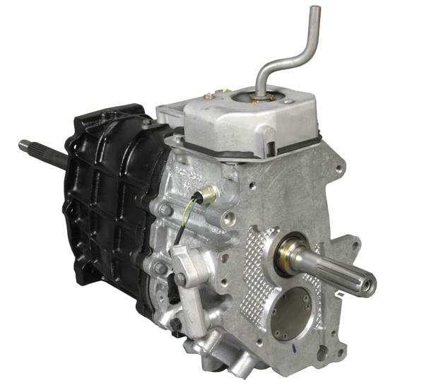 Manual Transmission: 5-Speed R380