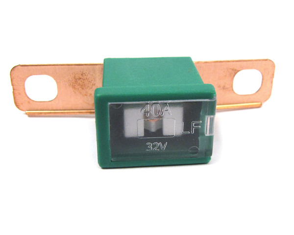 Genuine Fusible Link STC1759, 40 Amp, Green, For Land Rover Discovery I And Range Rover Classic (See Fitment Years)