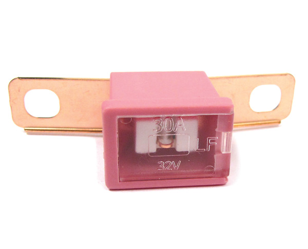 Genuine Fusible Link STC1760, 30 Amp, Pink, For Land Rover Discovery I And Range Rover Classic (See Fitment Years)