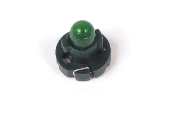 Genuine Bulb And Holder Switch, Green, For Land Rover Discovery I, Range Rover P38, And Range Rover Classic (1995-Only)