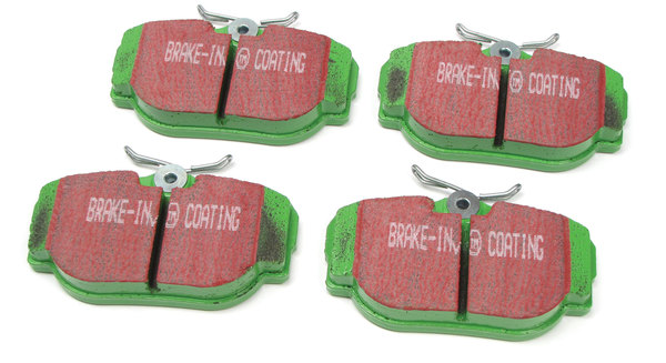 Land Rover brake pads