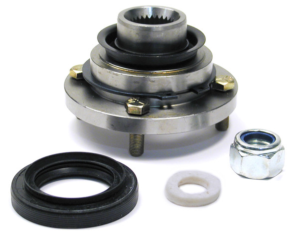 Transfer Box Output Flange Kit STC4379, Front, For Land Rover Discovery I, Discovery Series II, Defender 90 And 110, And Range Rover Classic (See Fitment Years)