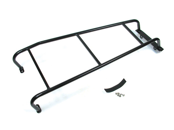 Land Rover roof rack ladder