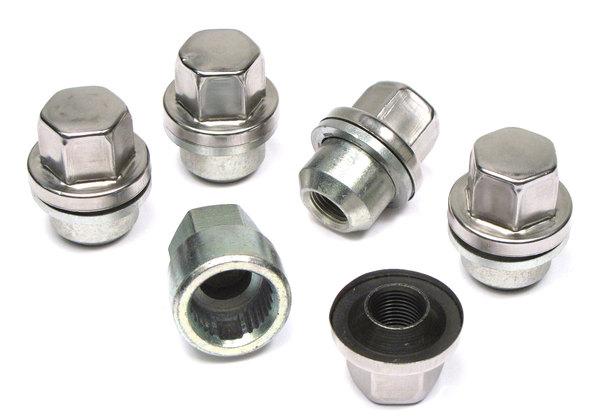 5 wheel locks for Range Rover - STC8843