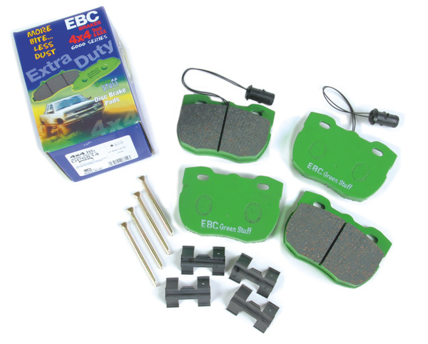 EBC Greenstuff Performance Front Brake Pads For Land Rover Discovery I