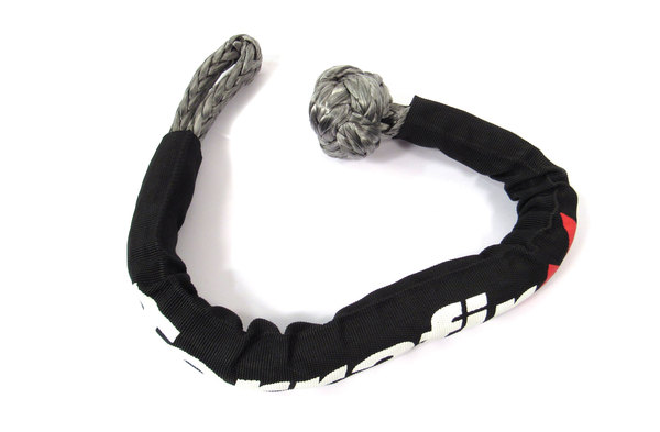 Soft Recovery Shackle By Terrafirma (19,840 Lbs. Break Strength Rated)